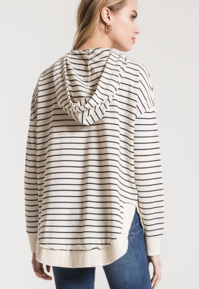 The Striped Dakota Pullover