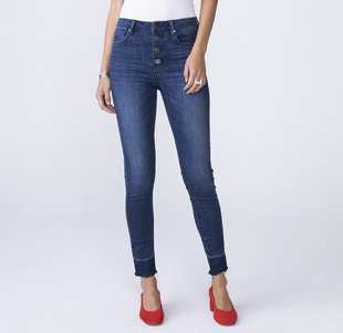Olivia High Rise Skinny