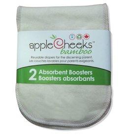 Apple Cheeks Apple Cheeks Bamboo Boosters (2 Pack)