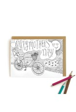 Wild Ink Press Wild Ink Coloring Cards