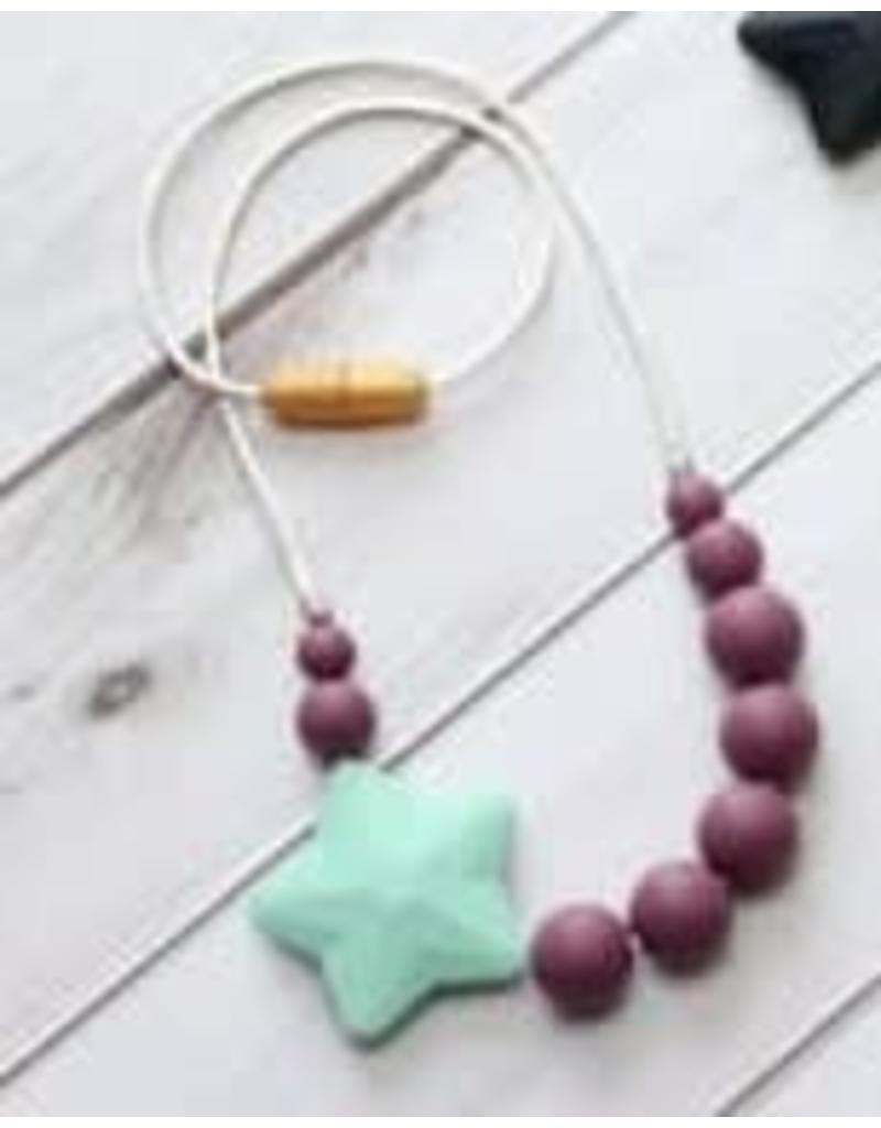 Getting Sew Crafty Getting Sew Crafty Sili Star Child Necklace