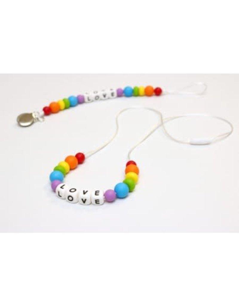 Getting Sew Crafty Getting Sew Crafty Sili Bead Child Necklace