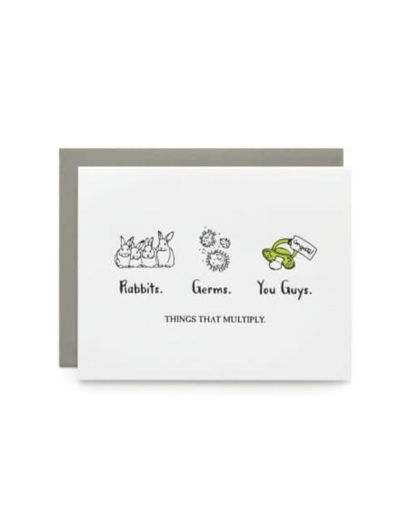 Wild Ink Press Wild Ink Greeting Card