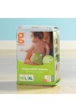 gDiaper Biodegradable Inserts