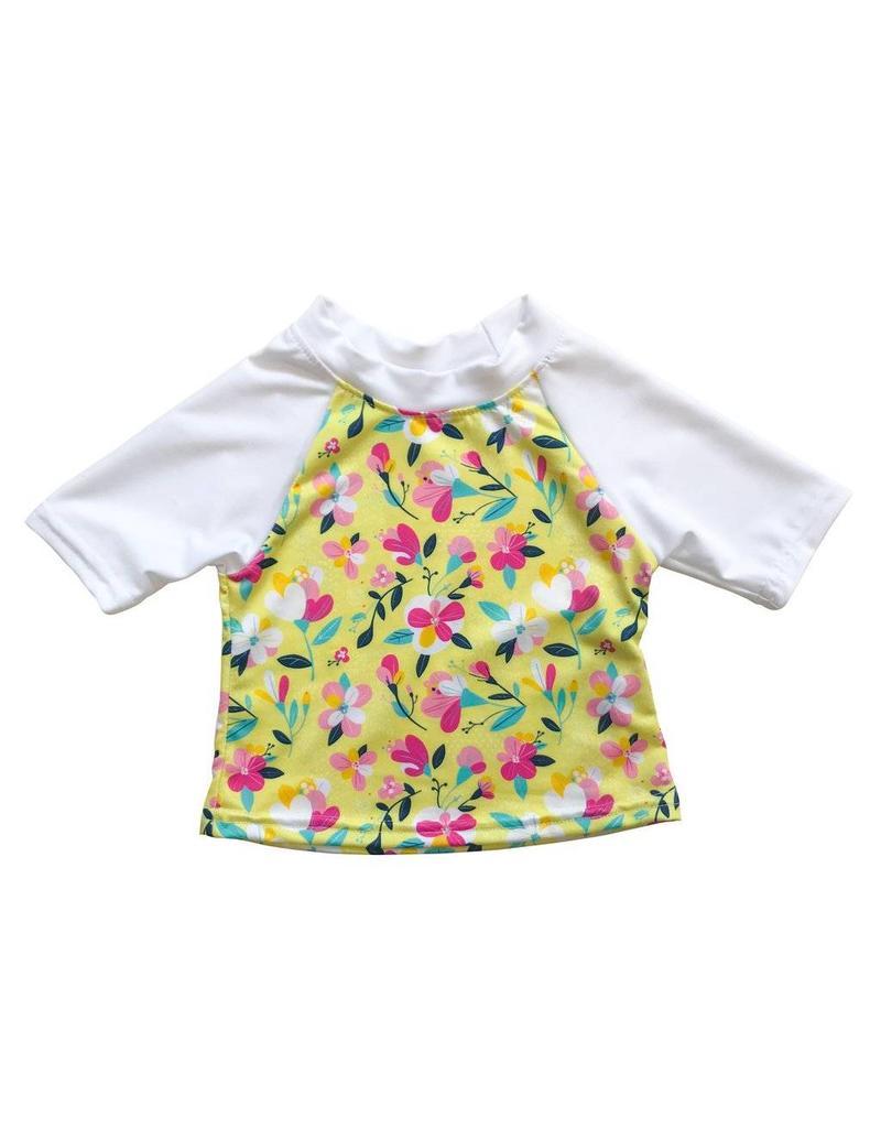 Apple Cheeks Apple Cheeks UV Swim Shirt