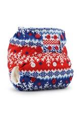 Rumparooz Rumparooz One-Size Pocket Diaper (Snap) Print LE