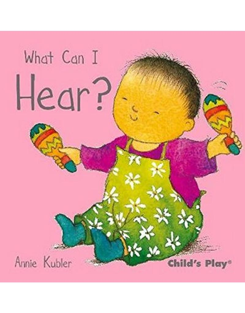 Child's Play What Can I Hear? (Small Senses)