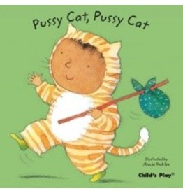 Child's Play Pussy Cat, Pussy Cat (Baby Board Books)
