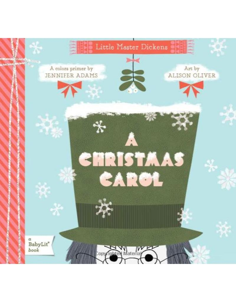 Gibbs Smith Publisher Little Master Classics Chrstmas Carol Board Book