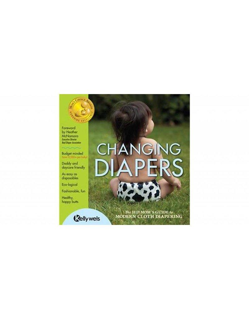 Green Team Enterprises Changing Diapers Book