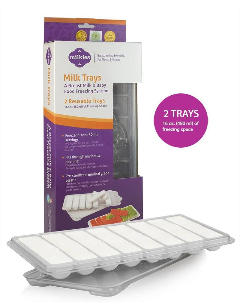 Milkies Milk Trays