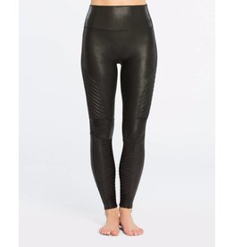 Spanx Spanx Faux Leather Moto Leggings