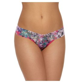 Hanky Panky Hanky Panky Pretty in Peony Low Rise Thong
