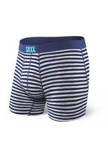 Saxx Saxx Vibe Boxer Brief - Blue Space Hiker Stripe