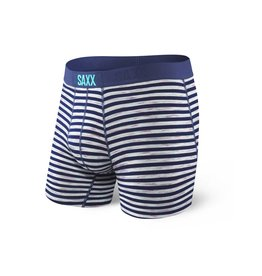 Saxx Saxx Vibe Boxer Brief - Blue Space Hiker Stripe