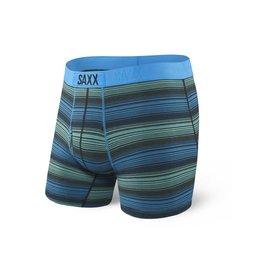 Saxx Saxx Ultra Boxer Fly - Malibu Ombre Stripe