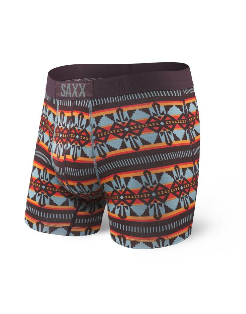 Saxx Saxx Vibe Boxer Modern Fit - Trading Blanket