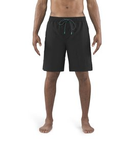 Saxx Saxx Cannonball 2N1 Long Swim Short - Black