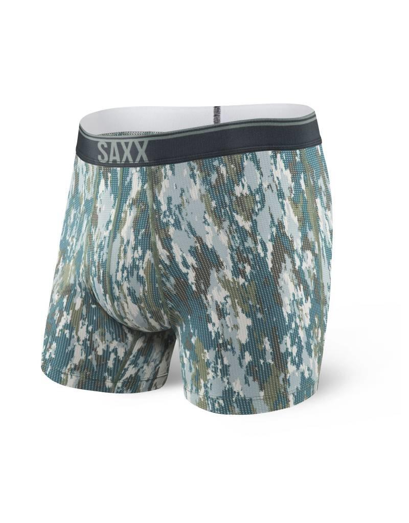 Saxx Saxx Quest Boxer Brief Fly - Bark Camo