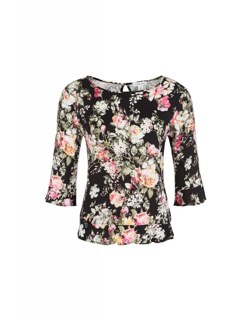 Tribal Tribal Floral Blouse