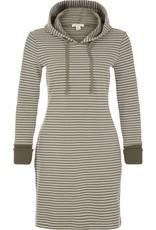 Tribal Tribal Stripe Hoodie Dress