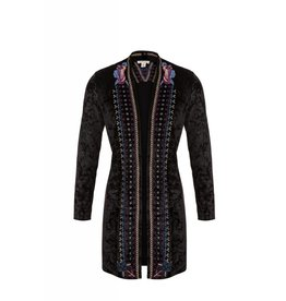 Tribal Tribal Velvet Jacket