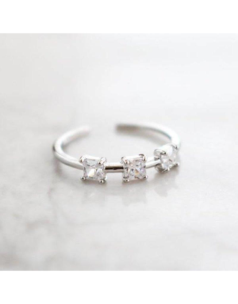 Statement Grey Statement Grey Envie Adjustable Ring