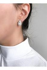 Statement Grey Statement Grey Pia Earrings