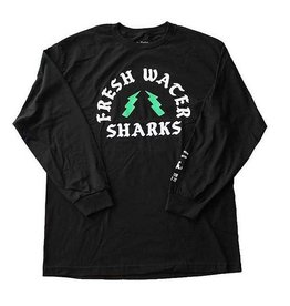 BASSACHUSETTS FRESH WATER SHARKS L/S