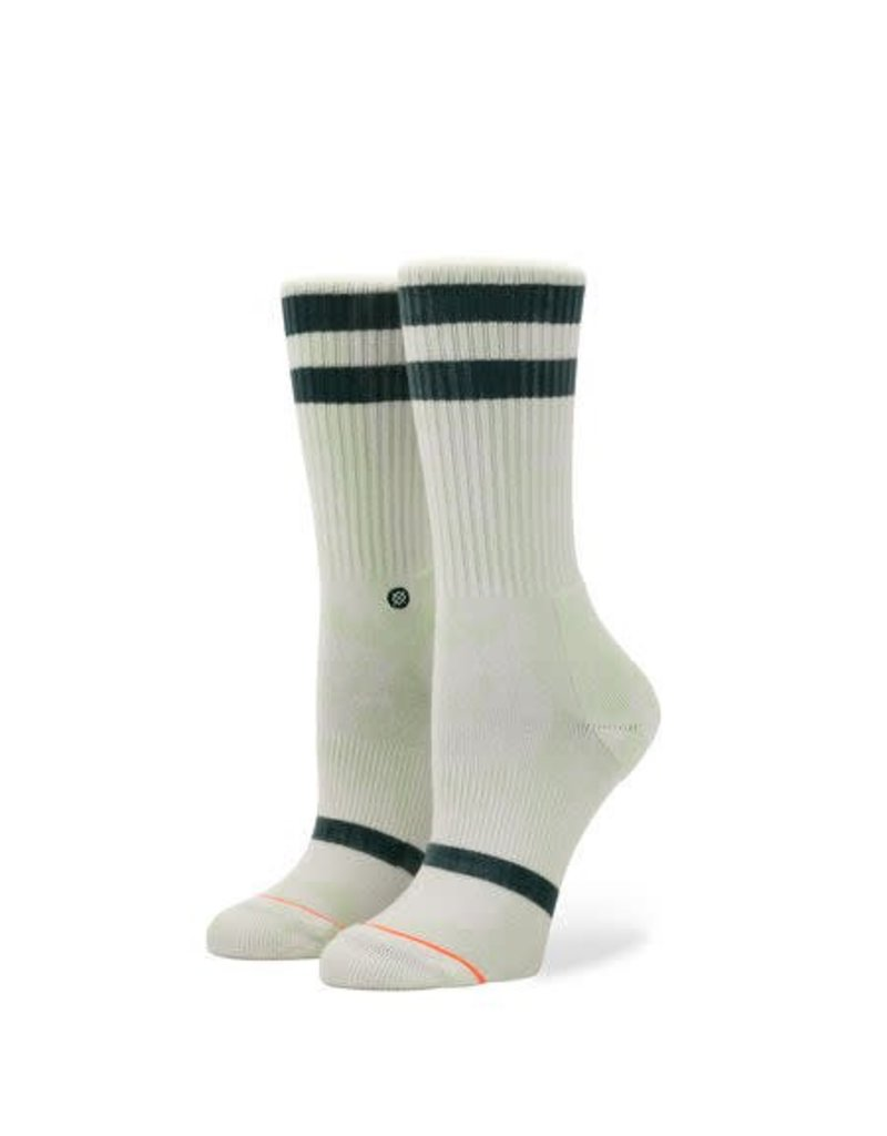 STANCE W STANCE UNCOMMON CREW SOCK GREEN