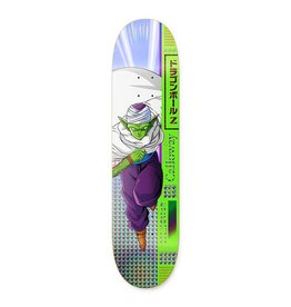 PRIMITIVE PRIMITIVE DRAGON BALL Z PICCOLO SKATEBOARD DECK 8.0