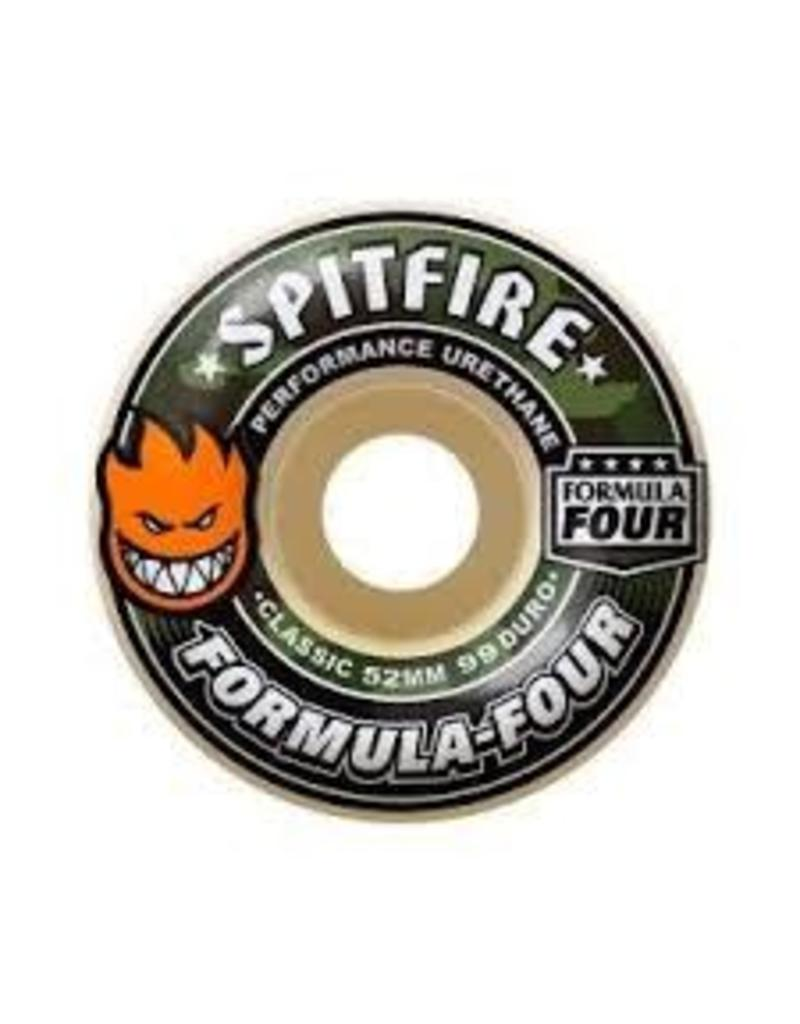 SPITFIRE SPITFIRE FORMULA FOUR WHEELS COVERT