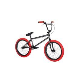 "SUBROSA 2019 SUBROSA TIRO 20.5"" BMX BIKE SATIN DARK GREY"