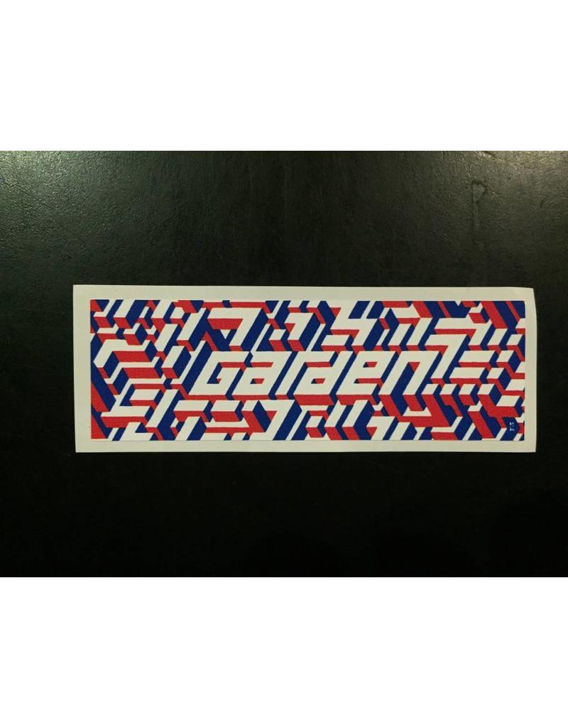 GARDEN DALTON/GARDEN STICKER