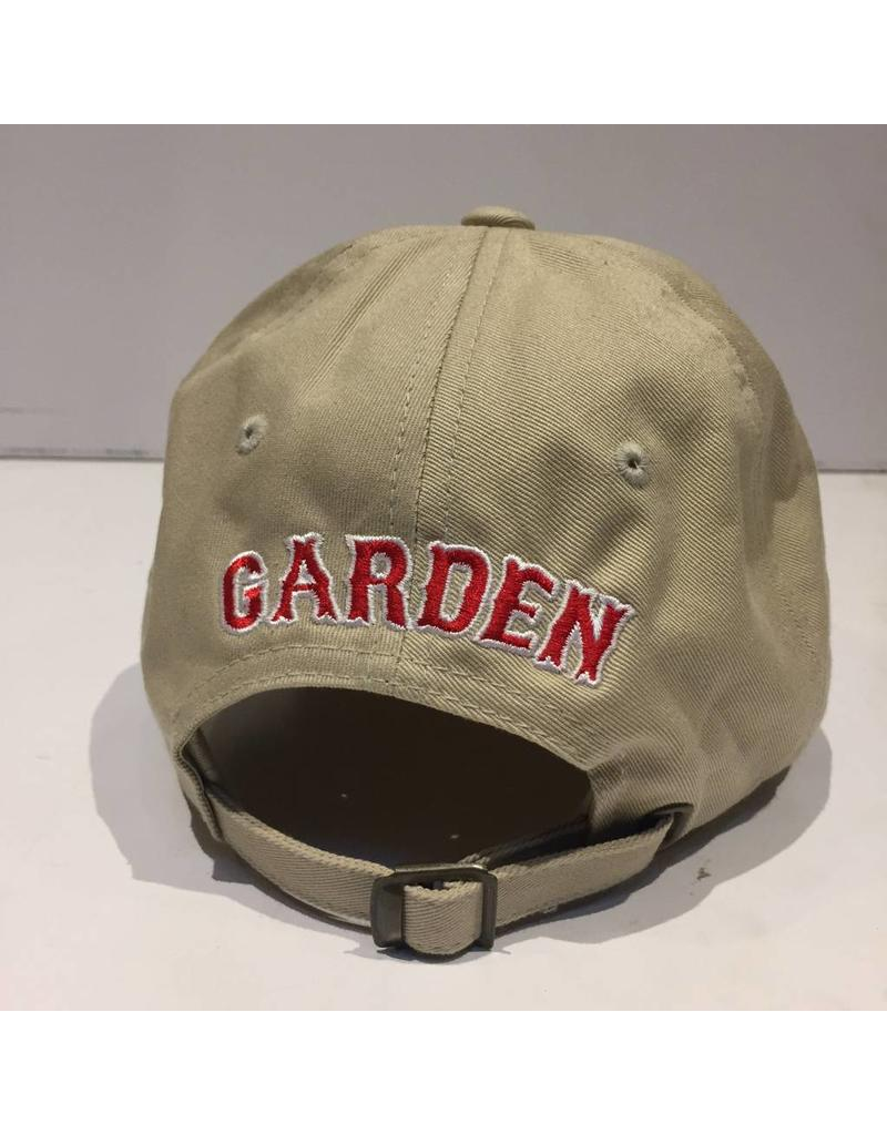 GARDEN GARDEN RED GLOX DAD HAT