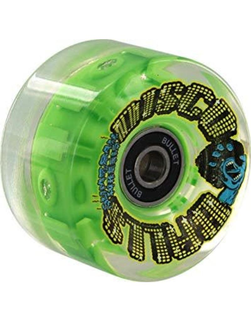 SLIME BALLS SLIME BALL DISCO BALLS 60MM 78A GREEN
