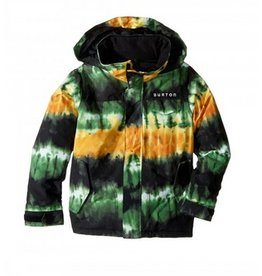 BURTON BURTON BOYS AMPED JACKET SLIME SURF SMALL