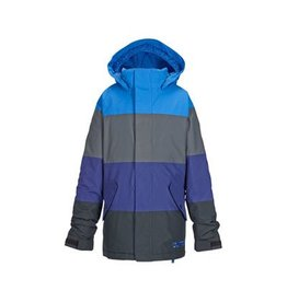 BURTON BURTON YOUTH BOYS SYMBOL JACKET MASCOT BLUE