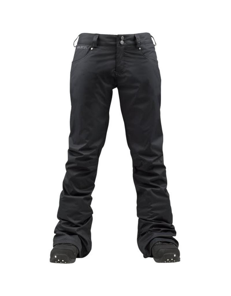 BURTON BURTON WOMENS TWC SUGARTOWN PANT BLACK SMALL