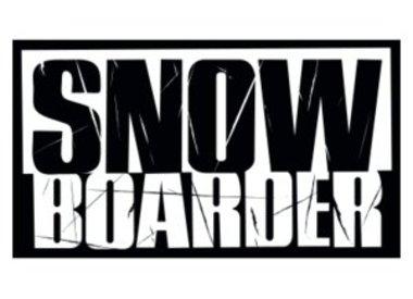 SNOWBOARDER MAG