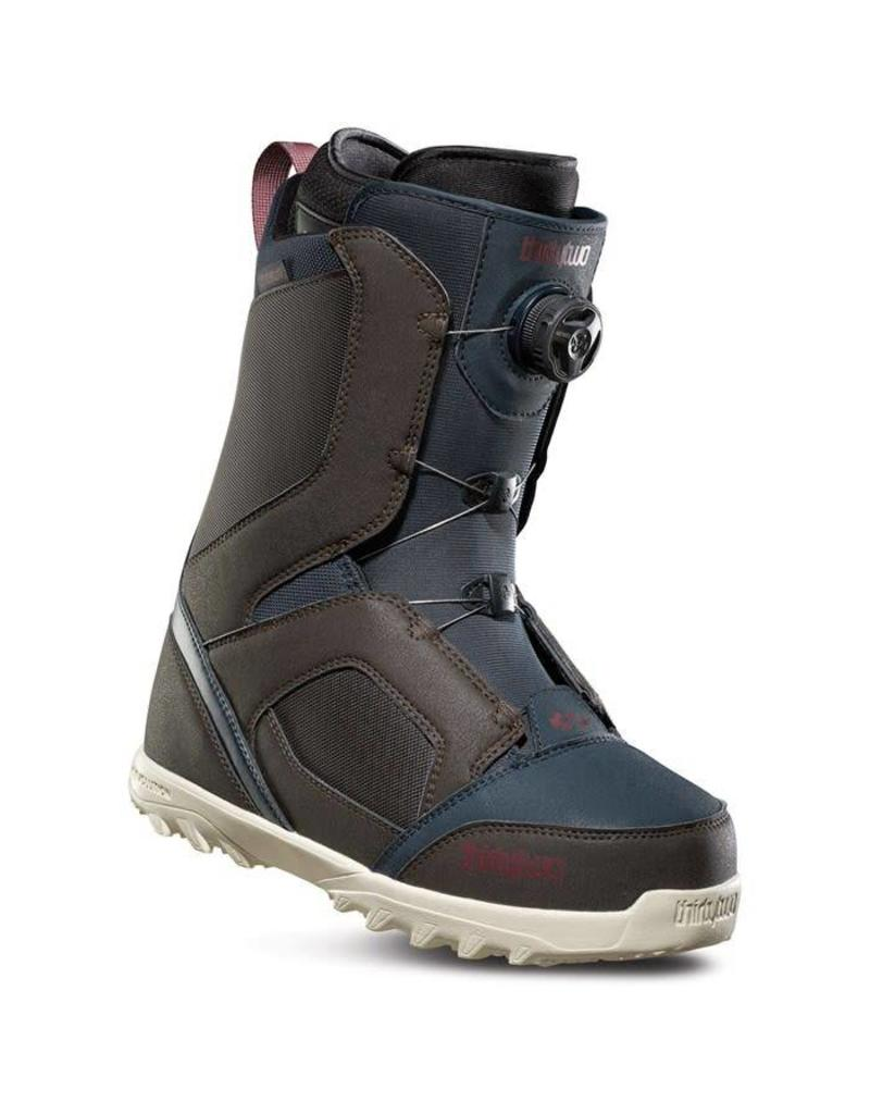 32 THIRTY TWO 2019 STW BOA BOOT BROWN/NAVY
