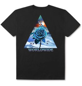 HUF HUF ICE ROSE TRIANGLE TEE