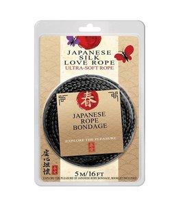 Japanese Silk Love Rope 16'