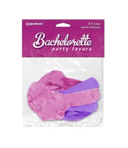 Bachelorette Party Favors X-Rated Pecker Balloons