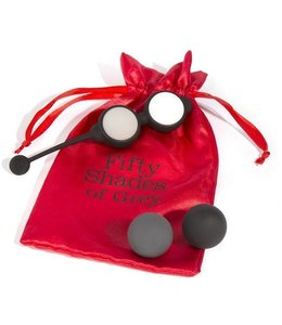 Fifty Shades of Grey Beyond Aroused Kegel Ball Set