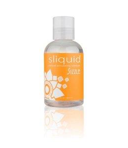 Sliquid Sizzle Cool to Warm Lubricant 4.2oz