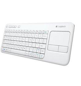 Logitech Logitech | K400 Wireless Keyboard W/Trackpad | White