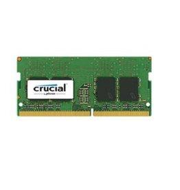Crucial 4 GB - DDR4 SDRAM - 2400 MHz