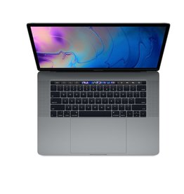 Apple Apple 15-inch MacBook Pro with Touch Bar: 2.2GHz 6-core 8th-generation Space Gray