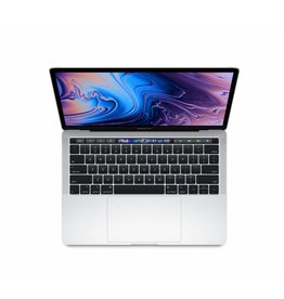 Apple 13-inch MacBook Pro with Touch Bar: 2.3GHz quad-core 8th-generation Intel Core i5 processor, 512GB - Silver